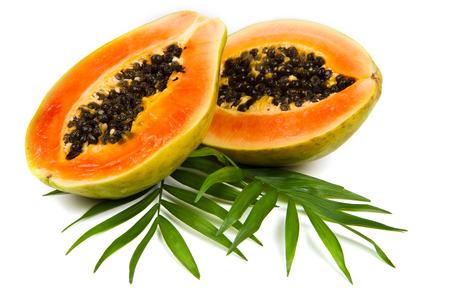 cutaneous: Fresh and tasty papaya
