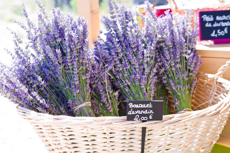 herbs of provence: Lavender shop in provence