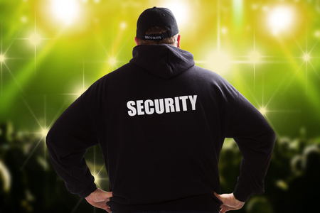 security guard: seguridad