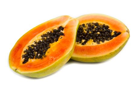 grope: Fresh and tasty papaya