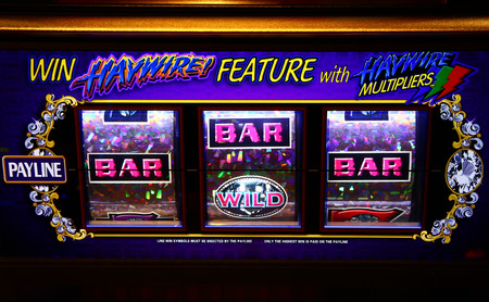 casinos: Gaming slot machines