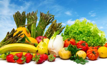 finocchio: frutta fresca e verdura Archivio Fotografico