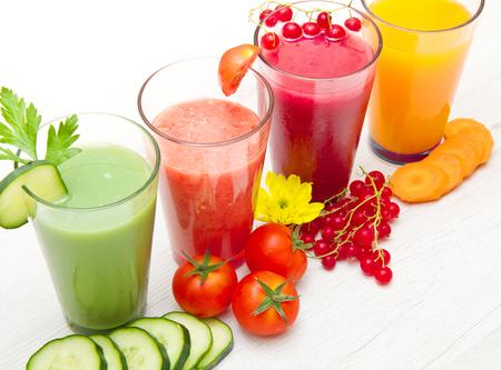 nutrientes: Jugos vegetales vaus Freshly