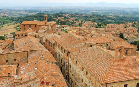 montepulciano: Old town Montepulciano, Tuscany, Italy