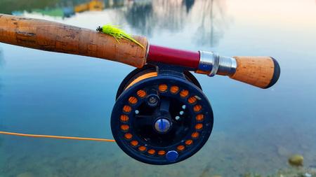 grayling: Fly fishing