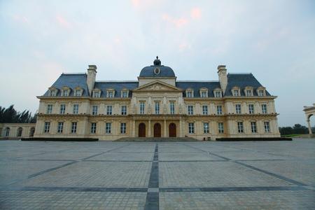 lafayette: Lafayette Castle