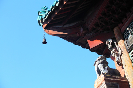 ancient architecture: Wudang mountain ancient architecture