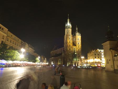 main market: Krakow, Main Market