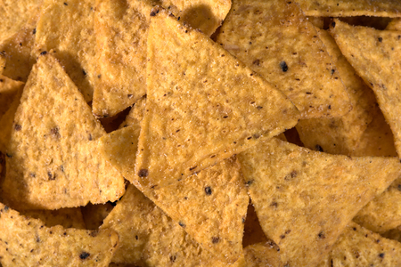 Nachos is a snack food from northern Mexico