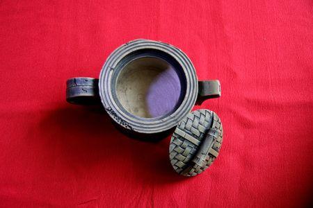 Afternoon, drinks, interruption, ceramics Stock Photo - 4593694