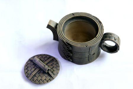 interruption: Afternoon, drinks, interruption, ceramics