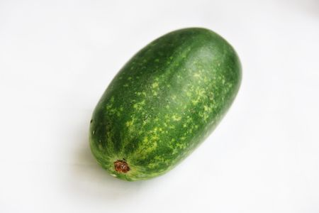 Wax gourd, green, vegetables photo