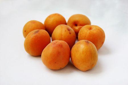 closeups: Apricot, yellow, close-ups