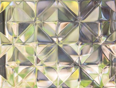 glass block: Closeup of glass block,process for background.