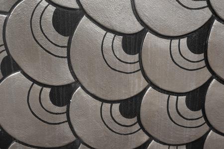 aluminium background: Scale Aluminium Background Texture.
