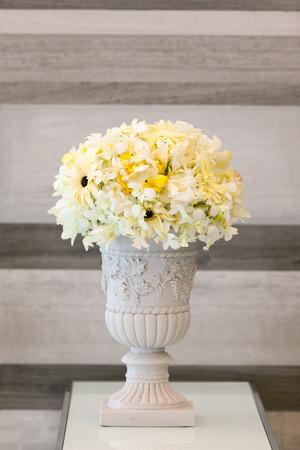 flowerpot: The Flowerpot. Stock Photo
