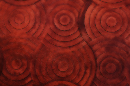gaussian: Brown Red Stone with Gaussian Blur Filter Wall Background Texture.