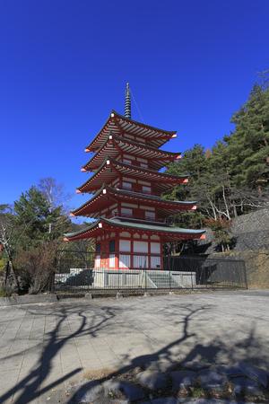chureito: Chureito Pagoda.