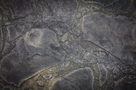 vignette: Vignette Stone Wall Background Texture. Stock Photo
