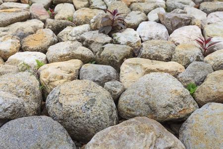 tiefe: Tiefe Stone - Wall Background. Lizenzfreie Bilder