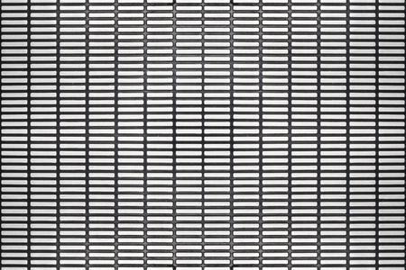 treadplate: Background of metal steel plate, Seamless texture.