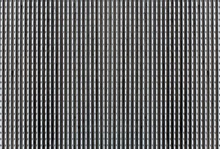 diamondplate: Old steel diamond plate pattern background texture. Stock Photo