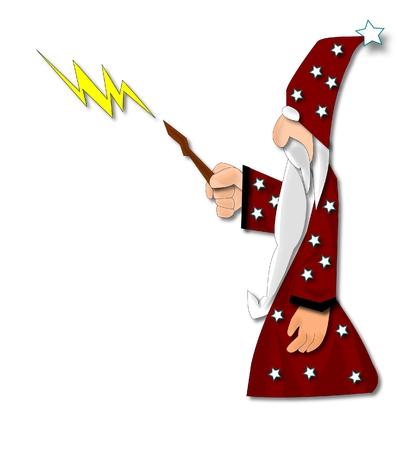 Wizard Stock fotó