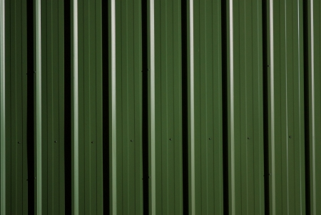 detail sheet of green container