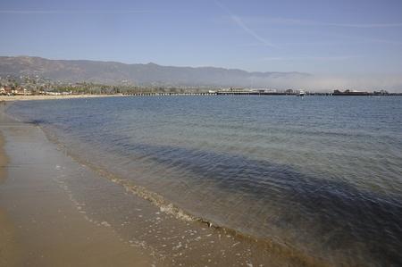 santa barbara: coastal Santa Barbara California