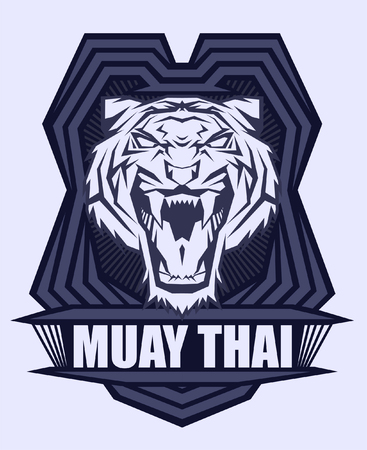 Muay Thai Power Shield
