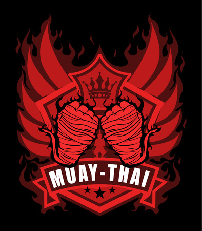 Muay Thai Wings of Winner