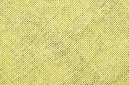 wicker: Neon green wicker background. Close up on woven rattan pattern. Stock Photo