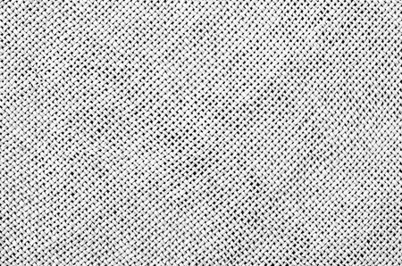 rattan: Black and white wicker background. Close up on woven rattan pattern.