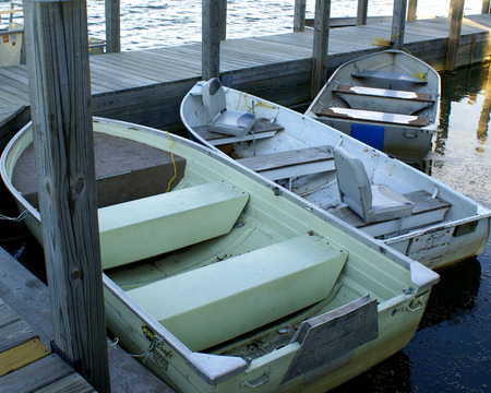 rowboats: Fishing boats for rent