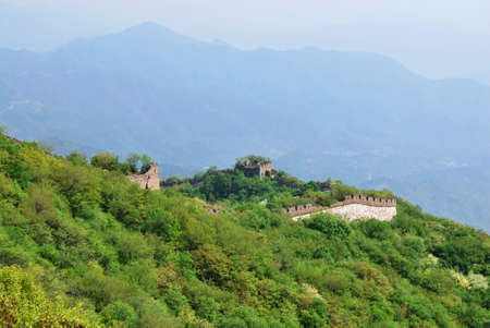 greatwall: greatwall Stock Photo