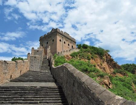 jinshanling: Jinshanling Great wall