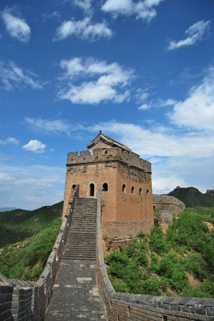 jinshanling: jinshanling great wall