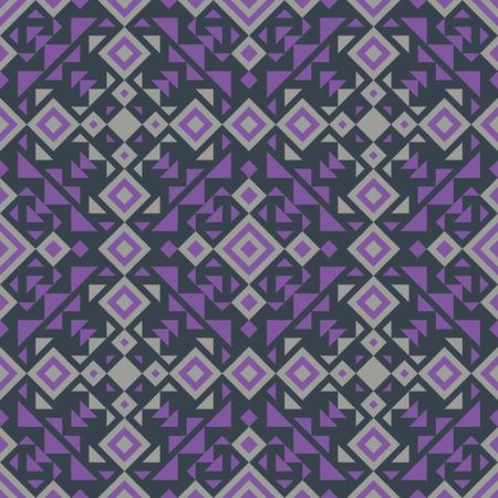 tribal fusion geometric pattern