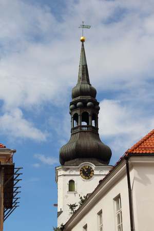 Dome Church (Cathedral of Saint Mary the Virgin), the oldest church in Tallinn