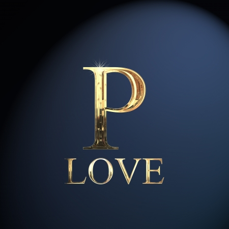 letter p love stock photos royalty free letter p love images