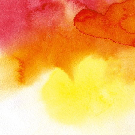 abstract painting: Watercolor abstract hand painted background