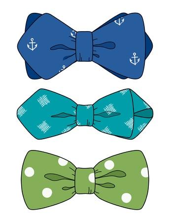 bow tie: Set Pajarita