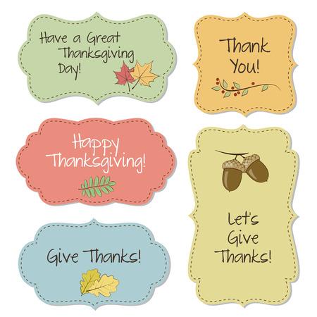 Thanksgiving frames