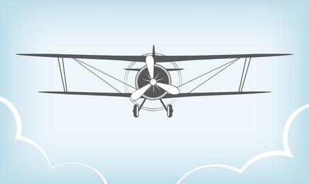 aeroplane: Old airplane