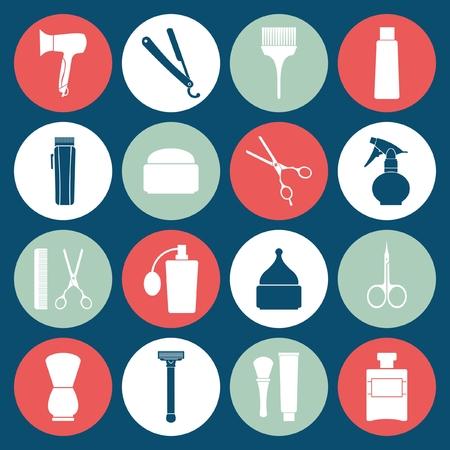 barber: Barber shop vintage barber shop tools