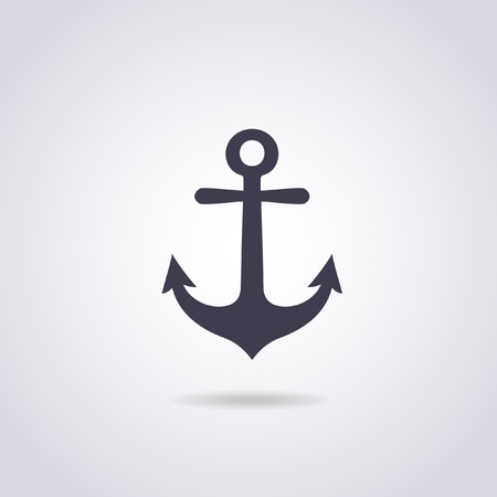 Anchor symbol Illustration