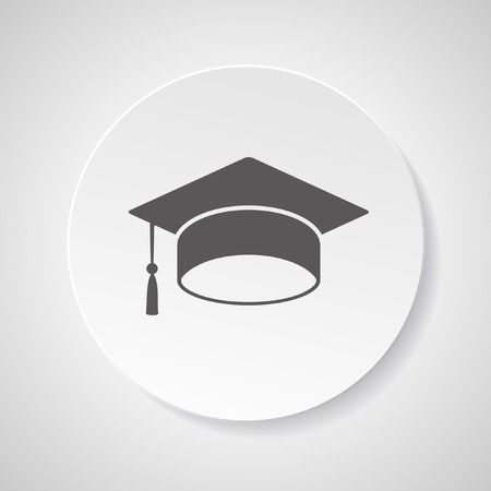 cappelli: Simbolo Cappello di laurea
