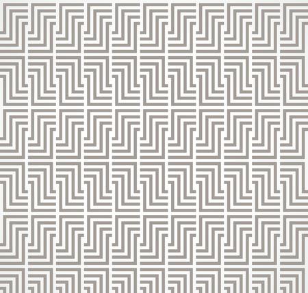 Art Deco hexagonal nahtlose Vintage Tapete Muster