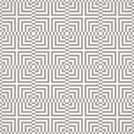 30s: Art Deco hexagonal seamless vintage wallpaper pattern