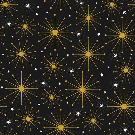 winter wallpaper: Christmas seamless pattern design. Vector winter holiday symbols wallpaper